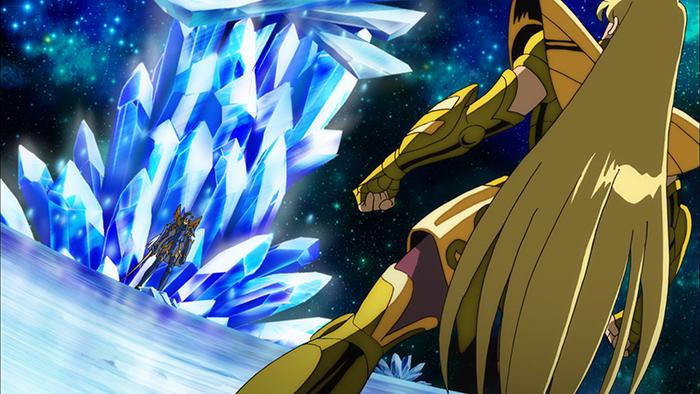 Saint Seiya -soul of gold-